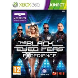 Kinect The Black Eyed Peas - Xbox 360