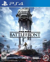 Star Wars Battlefront - Totalmente em Português - Seminovo - PS4