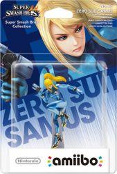 Amiibo: Zero Suit Samus - Wii U / Nintendo 3DS