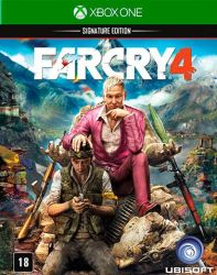 Far Cry 4 - Signature Edition - Xbox One