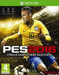 PES 16 - Pro Evolution Soccer 2016 - Xbox One