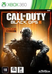 Call of Duty : Black Ops 3 III - Xbox 360