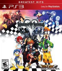 Kingdom Hearts HD 1.5 Remix - Seminovo - PS3