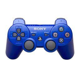 Controle Dualshock 3 Original Sony Azul Novo (Sem Caixa) - PS3