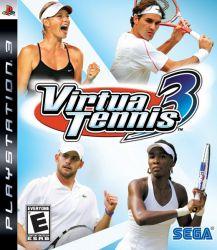 Virtua Tennis 3 - Seminovo - PS3