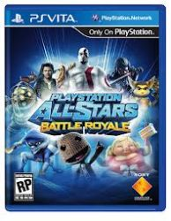 All-Stars: Battle Royale - PSVITA