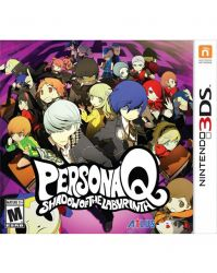 Persona Q: Shadow of the Labyrinth - Nintendo 3DS