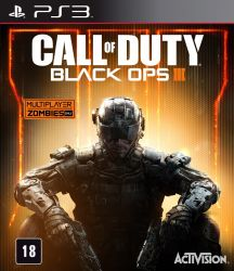 Call of Duty: Black Ops 3 - Seminovo - PS3