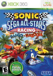 Sonic & SEGA All-Stars Racing com Banjo Kazooie - Xbox 360