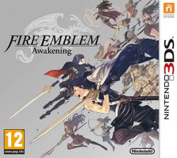 Fire Emblem: Awakening - Seminovo - Nintendo 3DS