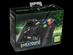 Controle Razer Sabertooth - Xbox 360/PC