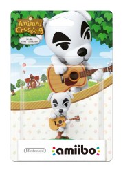 Amiibo: KK Slider  - Animal Crossing - Wii U / Nintendo 3DS