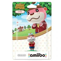 Amiibo: Lottie - Animal Crossing - Wii U / Nintendo 3DS