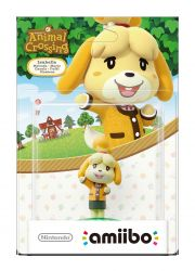 Amiibo: Isabelle - Animal Crossing - Wii U / Nintendo 3DS