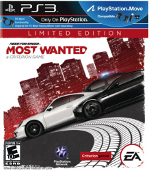 Need for Speed: Most Wanted - Seminovo - PS3