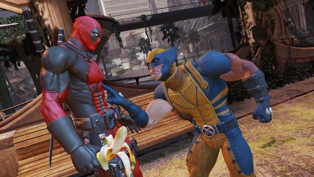 BH GAMES - A Mais Completa Loja de Games de Belo Horizonte - Deadpool - PS3
