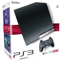 Console PS3 Slim 120GB - Seminovo