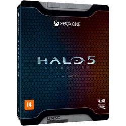 Halo 5: Guardians - Edição de Colecionador - Seminovo - Xbox One