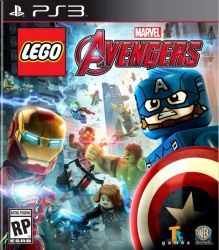 LEGO Vingadores - Era de Ultron - PS3