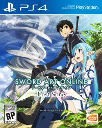 Sword Art Online: Lost Song - PS4