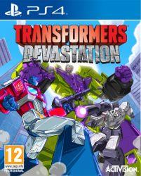 Transformers: Devastation - PS4