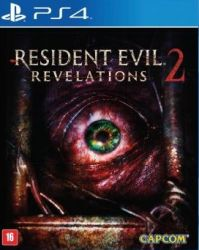 Resident Evil Revelations 2 - Seminovo - PS4