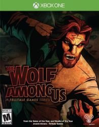 The Wolf Among Us - Seminovo - Xbox One