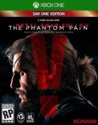 Metal Gear Solid V: The Phantom Pain - Seminovo -  Xbox One