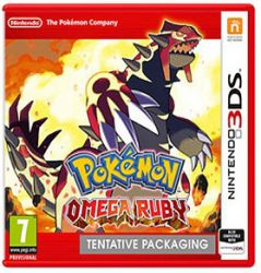 Pokemon Omega Ruby  - Seminovo - Nintendo 3DS N3DS