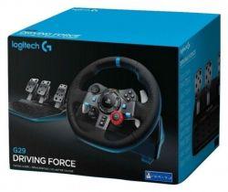 Volante G29 - Driving Force - Logitech - PS3 / PS4 / PC
