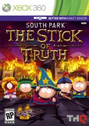 South Park Stick of Truth - Seminovo - Xbox 360