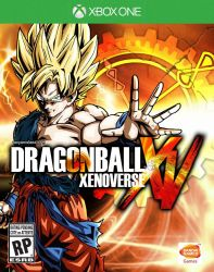 Dragon Ball Xenoverse - Seminovo - Xbox One