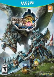 Monster Hunter 3: Ultimate - Seminovo - Wii U