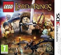LEGO The Lord of The Rings - Seminovo - Nintendo 3DS