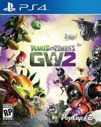 Plants vs Zombies: Garden Warfare 2 - PS4