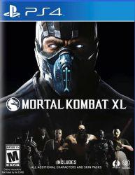 Mortal Kombat XL - Totalmente em Português - PS4