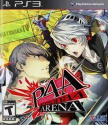 Persona 4 Arena - Seminovo - PS3