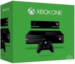 Console Xbox One 500 GB + Kinect + Headset + HDMI