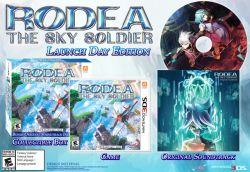 Rodea: The Sky Soldier - Nintendo 3DS