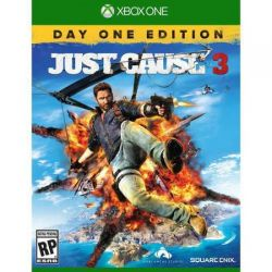Just Cause 3 - Seminovo - Xbox One