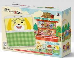 Console New Nintendo 3DS - Animal Crossing Edition