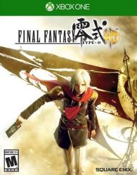 Final Fantasy Type-0 HD - Seminovo - Xbox One