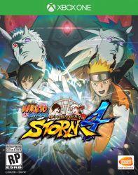 Naruto Shippuden: Ultimate Ninja Storm 4 - Seminovo - Xbox One