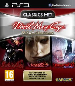 Devil May Cry HD Collection - Seminovo - PS3