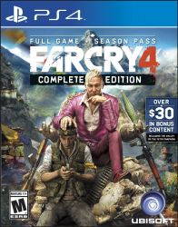 Far Cry 4: Complete Edition - PS4