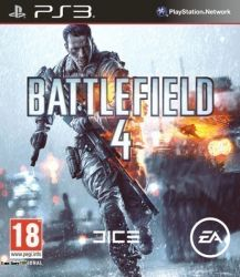 Battlefield 4 - Seminovo - PS3