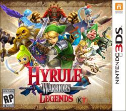 Hyrule Warriors Legends - Nintendo N3DS