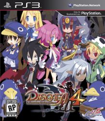 Disgaea 4: A Promise Unforgotten - PS3