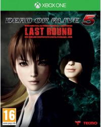 Dead or Alive 5: Last Round - Seminovo - Xbox One