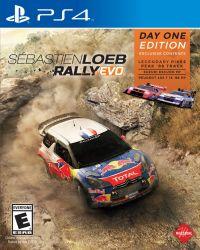 Sébastian Loeb Rally Evo - Edição Day One - PS4